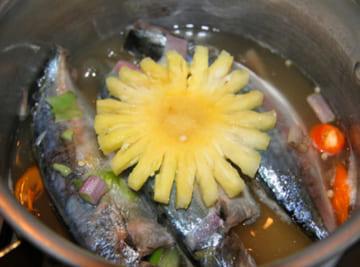 Cá bạc má kho thơm